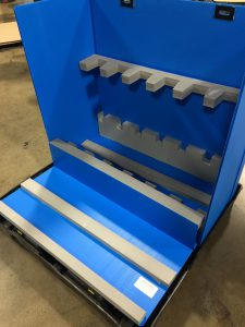 Returnable Packaging Container Dunnage