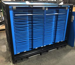 Returnable Side Load Container